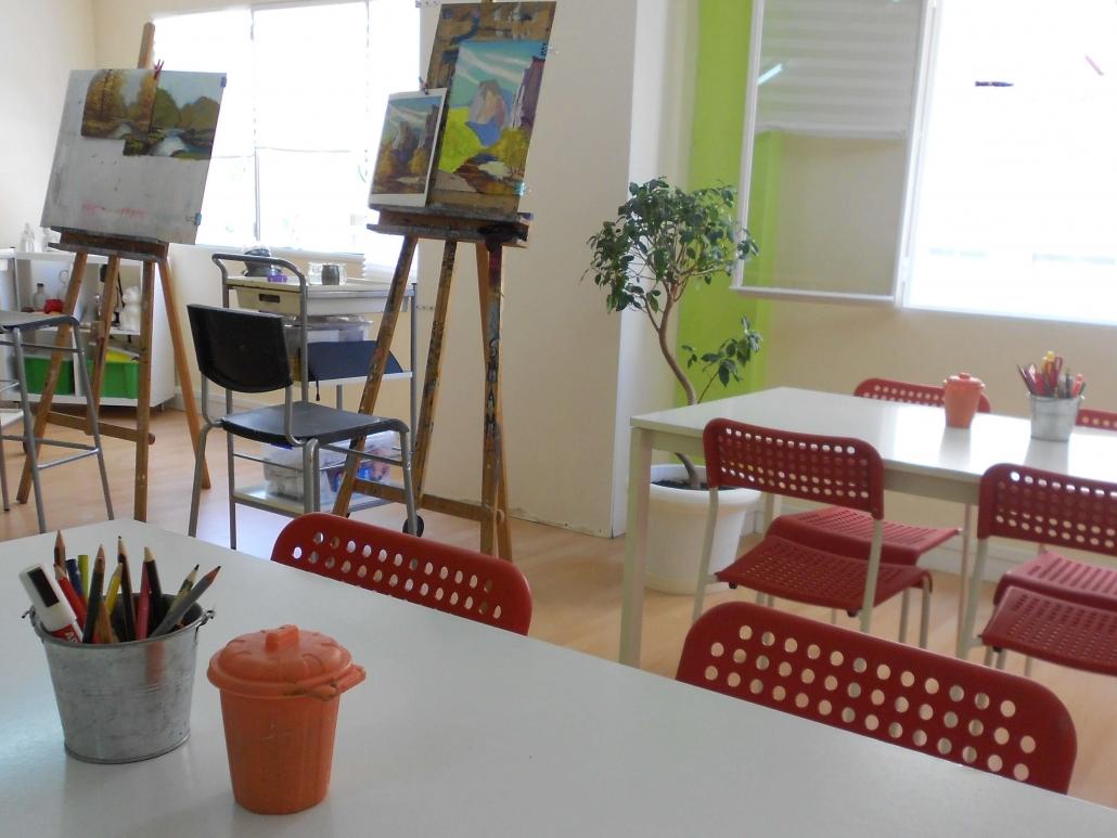 Academia-de-arte-Marta-Caravaca-instalaciones-2
